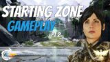 Ashes of Creation MMORPG – Alpha 1 Starting Zone Gameplay Part 2