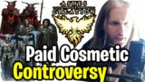 Does paid cosmetics damage Ashes of Creation?