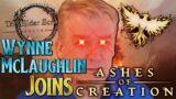 Elder Scrolls Online's Former Lead Writer JOINS Ashes of Creation