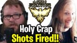 Vash Reacts to Accolonn laying down the Hammer on Ashes of Creation