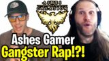 Vash Reacts to Tennman Gangster Rap Dev Recap for Ashes of Creation