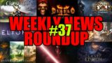 Week 37 News Roundup! Last Epoch, Ashes Of Creation, Kotor, Elyon, POE, D2R, Crowfall & Much More!!