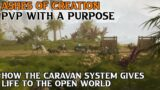 Why the Caravan System is Awesome in Ashes of Creation